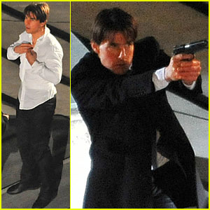 Tom Cruise: I Do My Own Stunts