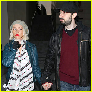 Christina Aguilera: Christmas Shopping with Jordan Bratman!