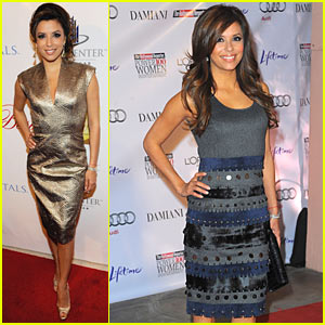 Eva Longoria: Beso Grand Opening!