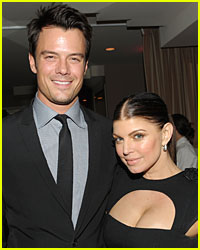 Josh Duhamel & Fergie: Christmas Together with Family!