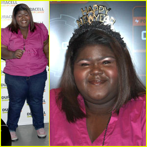 Gabourey Sidibe is Down With Duracell