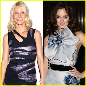 Gwyneth Paltrow &#038; Leighton Meester: Love Don't Let Me Down!