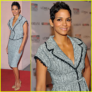 Halle Berry: Very Giambattista Valli