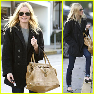 Kate Bosworth: Let's Make A Holiday Deal!