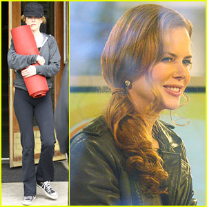 Nicole Kidman: Christmas in Sydney!