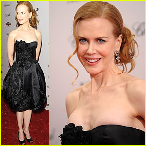 Nicole Kidman: New York Nine!