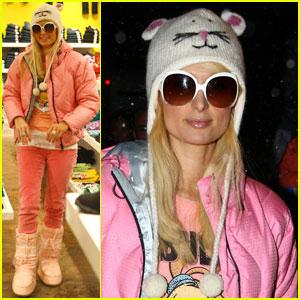 Paris Hilton is Sued Over Shoes