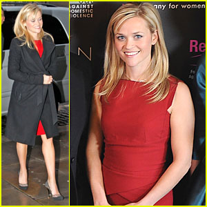 Reese Witherspoon: We Must All...Break This Silence