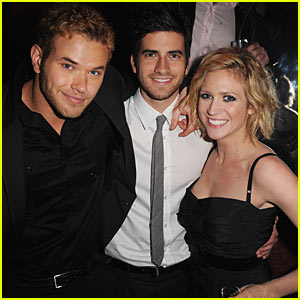 Brittany Snow & Ryan Rottman: Klutch Couple