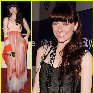 Bryce Dallas Howard - Golden Globes 2010 After Party