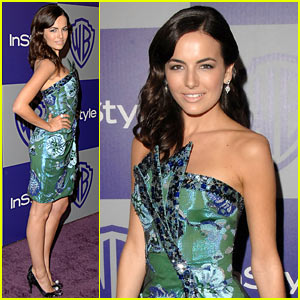 Camilla Belle - Golden Globes 2010 After-Party!