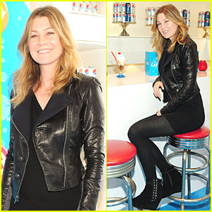 Ellen Pompeo: Pepsi Refresh Project!