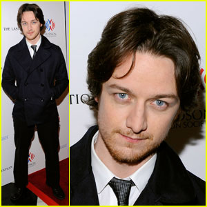James McAvoy: Squash The Hobbit Rumor!