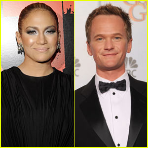Jennifer Lopez & Neil Patrick Harris: Glee's Newest Guest Stars!