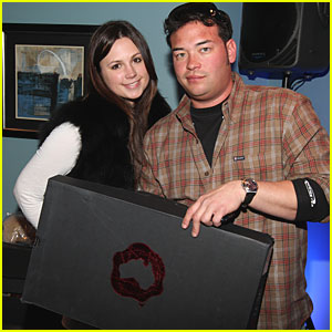 Jon Gosselin & Morgan Christie: Sundance Sweethearts