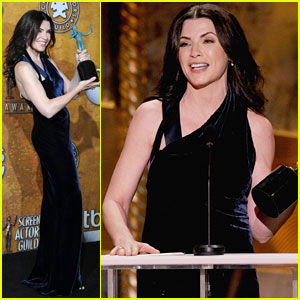Julianna Margulies - SAG Awards 2010