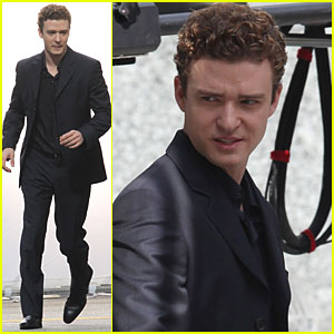 Justin Timberlake: From 'SexyBack' to 'Social Network' Set