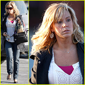Kate Gosselin: Long Hair Worth 20 Hour Process!