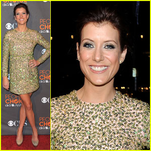Kate Walsh: People's Choice Awards 2010 Red Carpet