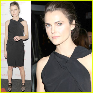 Keri Russell is Extraordinarily Exquisite
