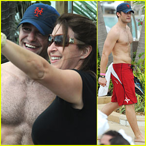 Matthew Morrison: South Beach Buff