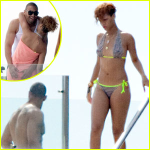 Rihanna &#038; Matt Kemp: Mexico Mates