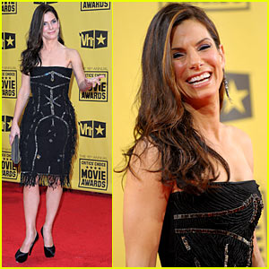 Sandra Bullock - Critics' Choice Awards 2010 Red Carpet