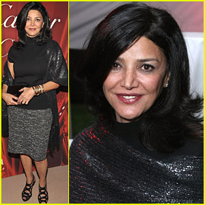 Shohreh Aghdashloo is Palm Springs Stunning