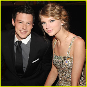 Taylor Swift & Cory Monteith: Pre-Grammys Party!