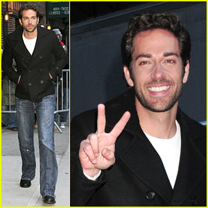 Zachary Levi: New 'Chuck' Tonight!!!