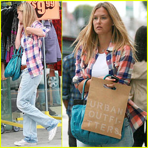 Bar Refaeli Knows The Situation at Urban Outfitters