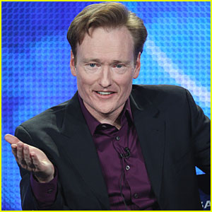 Conan O'Brien Joins Twitter