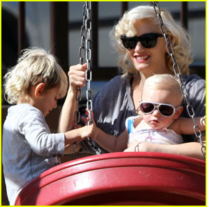 Gwen Stefani: Tree Tire Trio