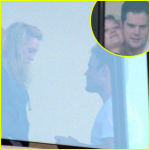 Hilary Duff &#038; Mike Comrie: Proposal Pictures!