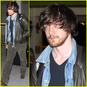 James McAvoy Begins Cancer Comedy