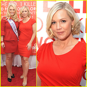 Jennie Garth: Go Red For Women