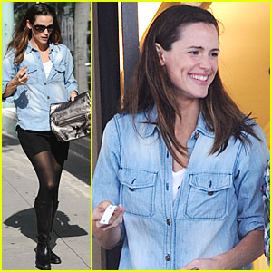 Jennifer Garner: Beautiful in Beverly Hills