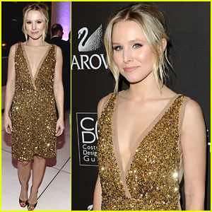 Kristen Bell is Stella McCartney Sexy