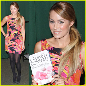 Lauren Conrad Tells Sweet Little Lies