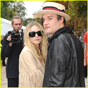 Mary-Kate Olsen & Nate Lowman Call It Quits
