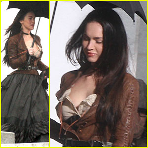 Megan Fox is Jonah Hex Hot