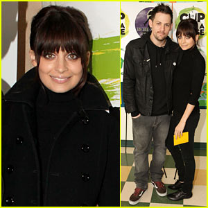 Nicole Richie & Joel Madden: Coffee Cup with a Cause!