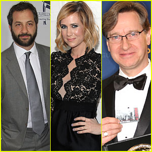 Judd Apatow & Paul Feig to Reunite for Kristen Wiig Film!