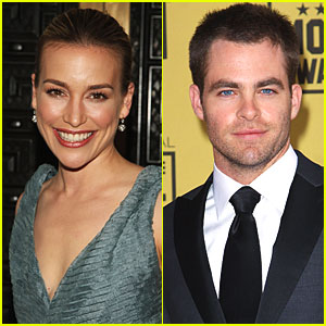 Chris Pine & Piper Perabo: Brownie Buddies
