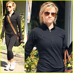 Reese Witherspoon: Jim Toth-less Day Out