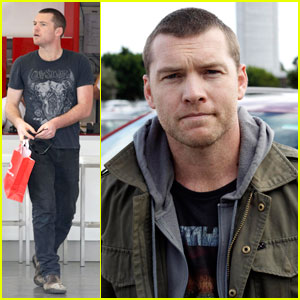 Sam Worthington Phones Home Down Under