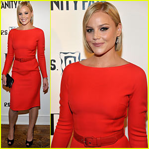 Abbie Cornish's Hair Goes Short!