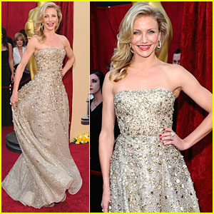 Cameron Diaz -- Oscars 2010 Red Carpet