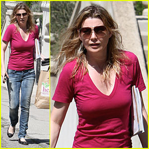 Ellen Pompeo: Believe In Yourself!