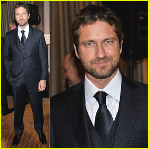 Gerard Butler: Artists For Peace And Justice